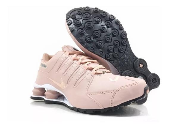 Tênis Nike Shhox Nz Masculino/feminino Foto Original+brinde