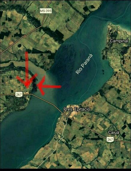 Sitio Área De (115.137m²) Vende-se Total Ou Parcial
