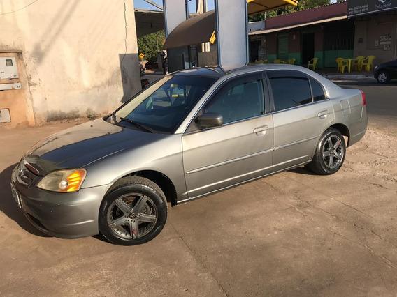 Honda Civic 1.7 Lx - Flex