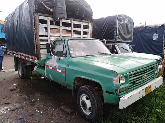 Chevrolet C30 Modelo Modelo 89