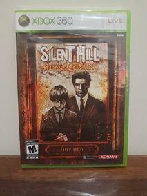 Silent Hill Homecoming Xbox 360 Novo Lacrado Fisica Raridade