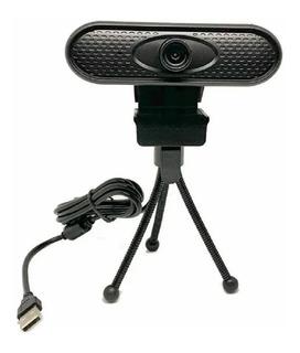 Camara Web Webcam Hd Zom Microfono Tripode Usb 1920 X 1080p