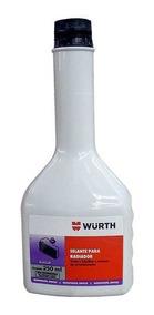 Selante Reparador Vazamento De Radiador Wurth Veda 250 Ml