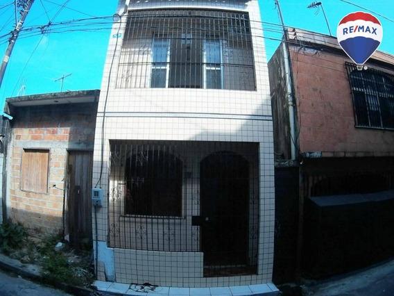 Casa Com 2 Dormitórios, Por R$ 60.000 - Marco - Belém/pa - Ca0219