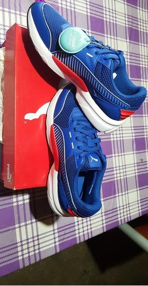 Zapatillas Puma, Short Nike Y Remera Urbo
