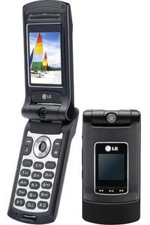 Celular LG Mu500 Funcionando Desbloqueado Usado