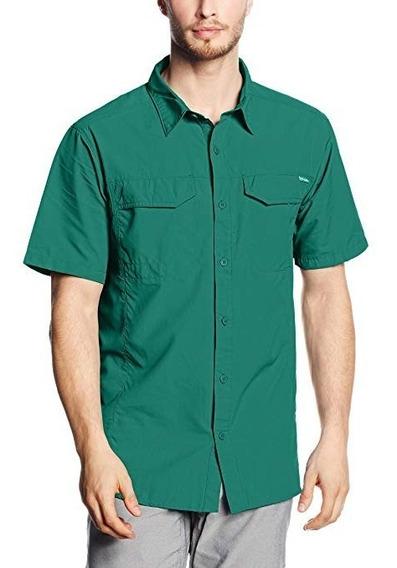 Camisa Columbia Talla S Como Nueva Tipo Lippi Marmot North F