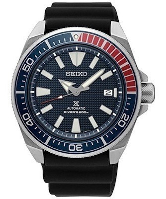 Relógio Seiko Srpb53 Prospex Samurai Dive Automatico Padi