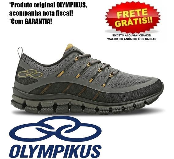 Tênis Olympikus Cyber Masculino Corrida Original Nota Fiscal