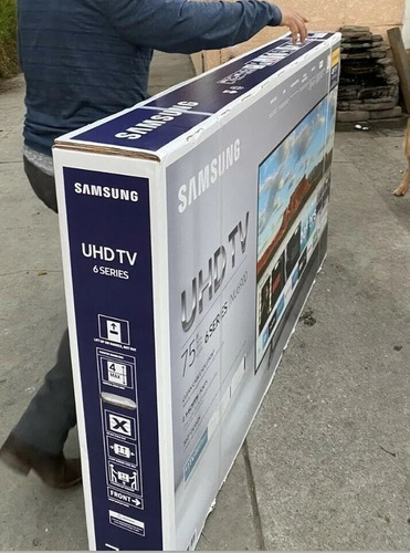 Nuevo Samsung 75 Inch Smart Hdr 4k Ultra Hd Led Television