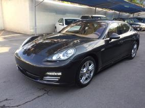 Porsche Panamera 2010 4p 4s 4.8l V8
