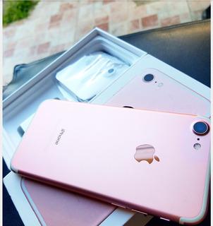 iPhone 7 32gb/128gb Tienda Física 3 Meses De Garantía