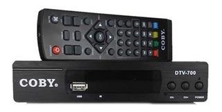 Decodificador Tv Digital Metal Convertidor Botones Usb Hdmi /e
