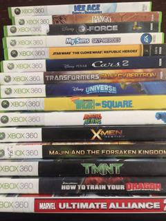 Venta De Videojuegos Xbox 360 Variedad De Titulos