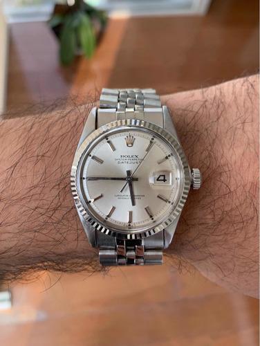 Datejust 1601 Rolex Vintage