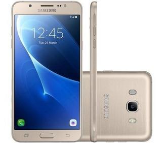 Celular Samsung J7duos Metal Preto Com 16gb