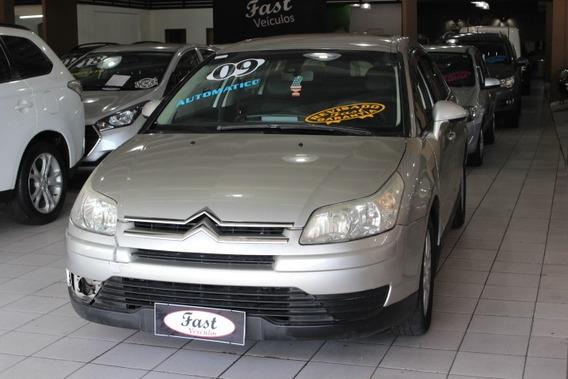 C4 Pallas 2009 Automático **sem Entrada + 499 Mensais**