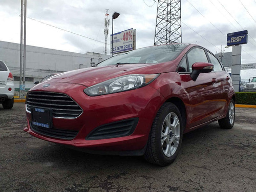 Imagen 1 de 15 de Ford  Fiesta  2015  5p Se Hb L4/1.6 Man
