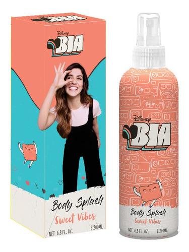 Imagen 1 de 2 de Perfume Disney Bia Body Splash Sweet Vibes