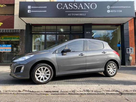 Peugeot 308 1.6 Allure Nav 115cv 2015 Cassano Automobili