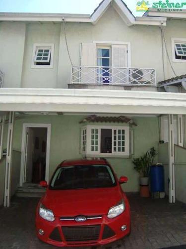 Imagem 1 de 22 de Venda Casas E Sobrados Em Condomínio Vila Silveira  Guarulhos R$ 600.000,00 - 27979v