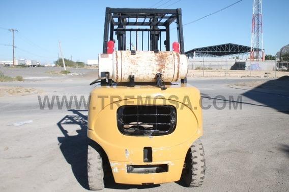 Montacargas Caterpillar Gp40kglp 2002 #3300