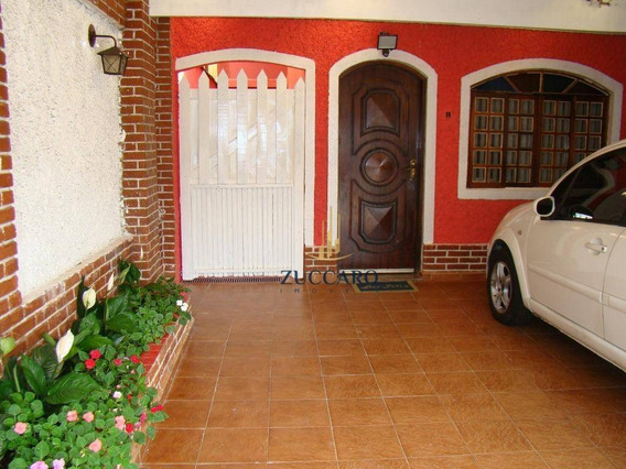 Sobrado Com 4 Dormitórios À Venda, 140 M² Por R$ 345.000,00 - Residencial Parque Cumbica - Guarulhos/sp - So4271