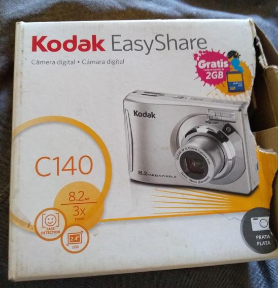 Câmera Kodak Easyshare - C140 Usada