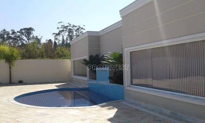 Granja Viana Casa Em Condomínio Fechado Com Clube Próxio Ao Shopping. - Ca16590