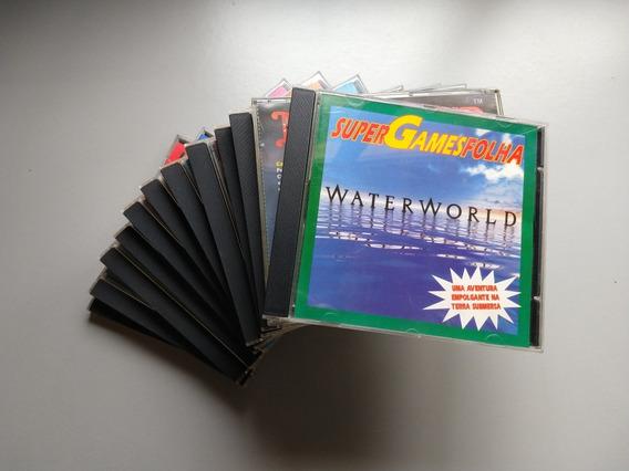 Coleção Completa Jogos Super Games Folha 12 Cds Anos 90
