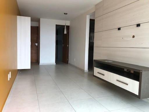 Apartamento Em Manaíra, João Pessoa/pb De 58m² 2 Quartos À Venda Por R$ 350.000,00 - Ap356649