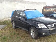 Completa O Partes! Aseguradora Desarmo Mercedes Glk 300 2011