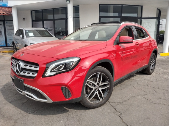 Mercedes-benz Clase Gla 1.6 200 Cgi Sport At 2020 Techo