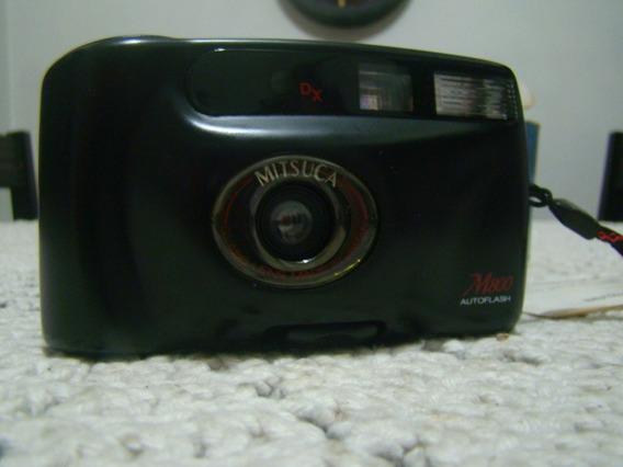 Câmera Fotográfica Mitsuca M800