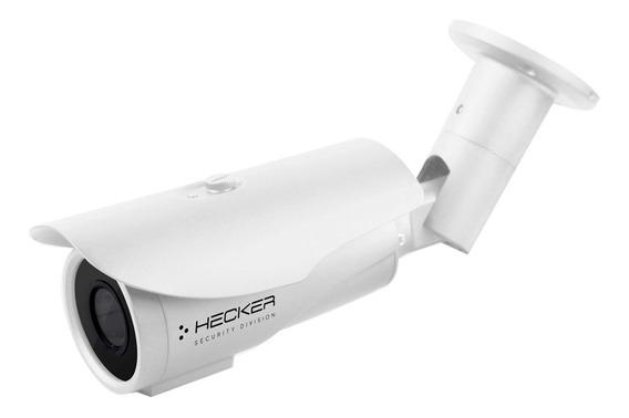 Hecker Cámara Bullet Hd 720p, Antivandalica - Ip 66