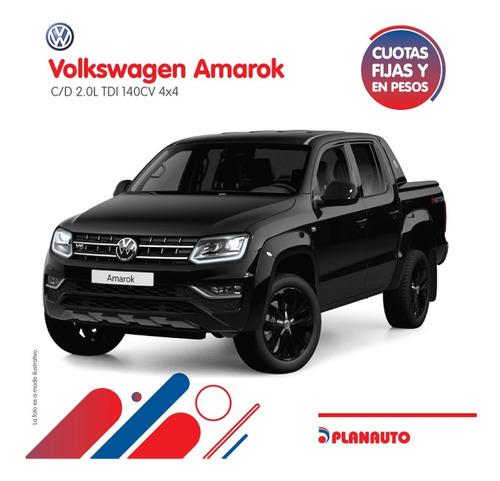 Volkswagen Amarok Financiada