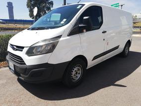 Ford Transit 2.2 Van Larga Aa Custom Mt 2014