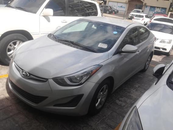Hyundai Elantra 2014 Americano Importado Como Nuevo