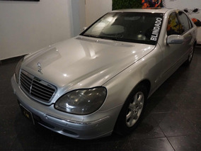 Mercedes Benz Clase S500l Blindaje 3 Plus 2002