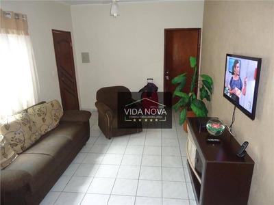 Casa Com Piscina Em Bairro Nobre, Vila Guilhermina, Praia Grande - Ca0153. - Ca0153