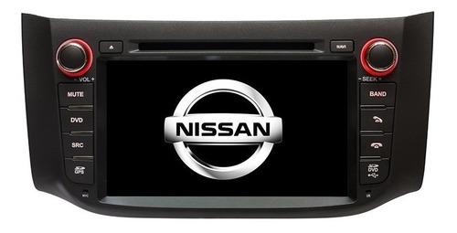Central Multimidia Aikon Nissan Sentra 2014 / 2015