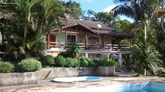 Chácara Para Venda Em Ribeirão Pires, Ouro Fino Paulista, 3 Dormitórios, 1 Suíte, 2 Banheiros, 5 Vagas - 01200217patr