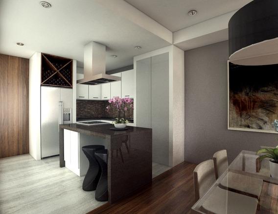 Exclusivo Penthouse De 238 M2 Con Acabados De Super Lujo