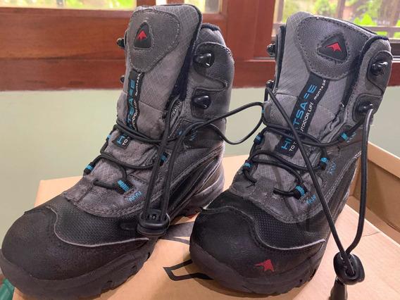 Zapatillas Impermeables Montagne.