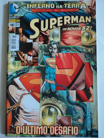 Hq-superman:vol.18:os Novos 52:dc Comics:selarom,reklaw