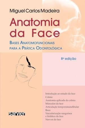 Anatomia Da Face - Livro Novo Lacrado Original