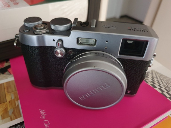 Câmera Fuji X100t (não É X100f Nem X100s)