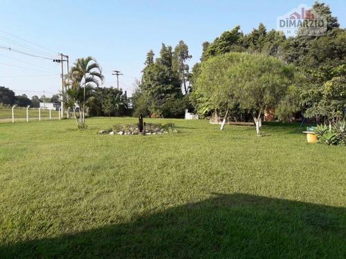 Chácara Comercial À Venda, 3450 M² Por R$ 600.000 - Jardim Nova Limeira - Limeira/sp - Ch0071