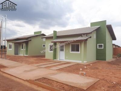 Casa Com 3 Quartos No Bairro Paiaguás-vg - 11010
