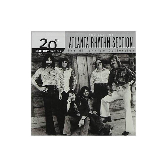 Atlanta Rhythm Section Ars 20th Century Masters Millennium